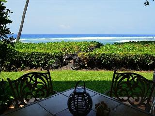 KKSR#3 DIRECT OCEANFRONT TOWNHOME!  Wifi, Amazing Location - Keauhou vacation rentals