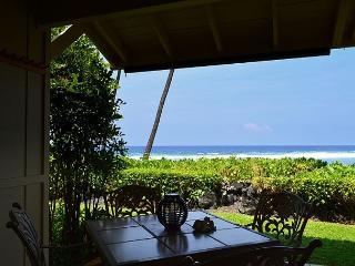 KKSR#3 DIRECT OCEANFRONT TOWNHOME!  Wifi, Amazing Location - Keauhou vacation rentals