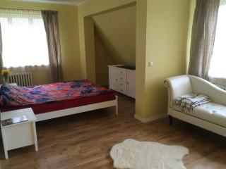 The 2nd floor of villa, the best place in center - Parnu vacation rentals