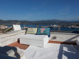 Sardinian panoramic terrace house - Porto Rotondo vacation rentals
