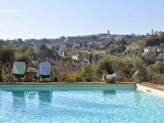 Luxury villa with pool and jacuzzi in Tuscany - Siena vacation rentals