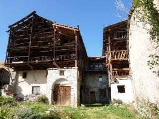 Caset du Queyras - Bâtisse du XVIII ème siècle - Molines-en-Queyras vacation rentals