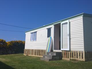 Seaview Caravan, Sennen, Cornwall - Sennen vacation rentals