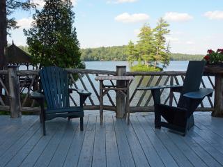 Adirondack Great Camp built 1881 Spitfire Lake/Up - Lake Clear vacation rentals