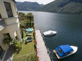 Romantic 1 bedroom San Mamete Valsolda Apartment with Internet Access - San Mamete Valsolda vacation rentals