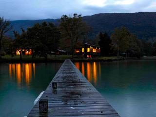 AMAZING PROPERTY DIRECT ACCESS TO LAKE ANNECY 15p - Sevrier vacation rentals