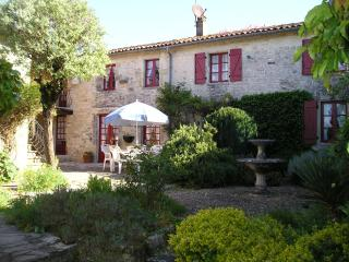 Charming 3 bedroom Farmhouse Barn in Ruffec - Ruffec vacation rentals