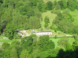 Erw Gerrig cottage. In the Ceiriog Valley - Llangollen vacation rentals