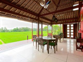 Bali Harmony Luxury Villa Sungai in the Ricefields - Lodtunduh vacation rentals