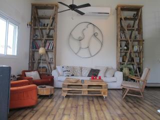 Michaha - Beautiful specious 4 rooms duplex. - Tel Aviv vacation rentals