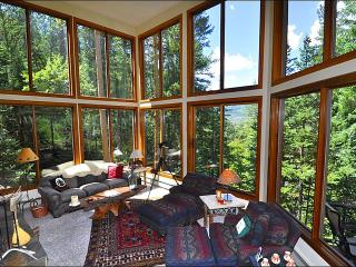 Large Custom Creekside Home, Stunning Forest Views (208136) - Vail vacation rentals