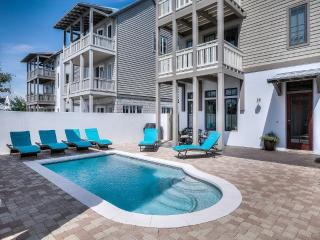 Gorgeous 5 bedroom Inlet Beach House with Deck - Inlet Beach vacation rentals
