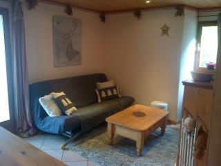 Les Oursons * apartment in St Jean d'Aulps for 4 - Saint Jean d'Aulps vacation rentals