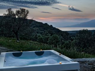 OLIVE luxury villas - villa Omikron - Kamilari vacation rentals