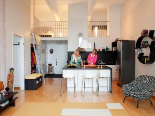 LOVELY,design loft, seaview with sauna - Helsinki vacation rentals