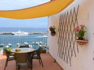 SEA VIEWS, NEW and CENTRAL, with TERRACE ! - Capri vacation rentals