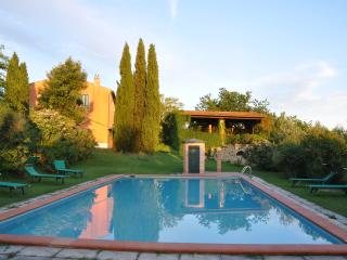 Old farmhouse completely restored in Tuscan style. - Larciano vacation rentals