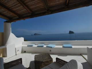 Nice 1 bedroom Panarea Apartment with Balcony - Panarea vacation rentals