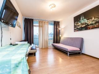 36 Cozy apartment in Cologne Deutz near trade fair - Cologne vacation rentals