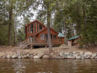 Private Lakefront Cabin, Sauna, Snowshoes and Views! - Wells vacation rentals