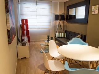 CAS28 Coqueto dúplex reformado, amplio y luminoso. - Madrid vacation rentals