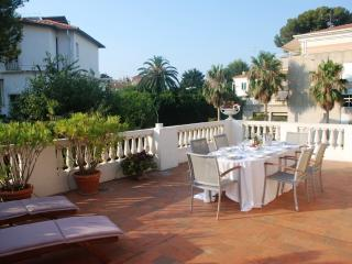 Stunning 2 bed apartment,massive sunkissed terrace - Antibes vacation rentals