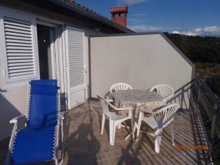 Milka Apartment for 5 with terrace and WiFi - Brodarica vacation rentals