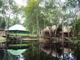 Nice Lodge with Private Fishing and Water Views - Autazes vacation rentals