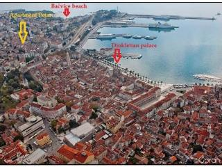 Apartment Petar in old part of town - Split vacation rentals