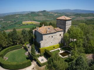 MEDIEVAL CASTLE - pool and park. Wedding location - Todi vacation rentals