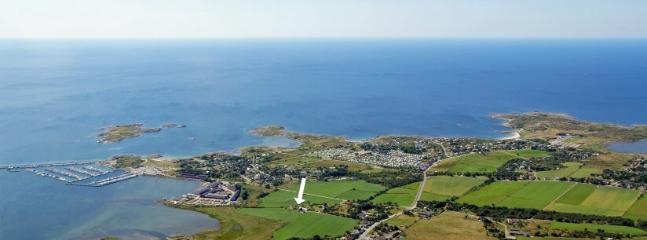 Swedish oceanfront farmstyle summer retreat - Varberg vacation rentals