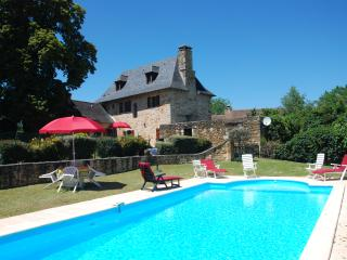Les Charmes de Grèzes with private heated pool - Terrasson-Lavilledieu vacation rentals