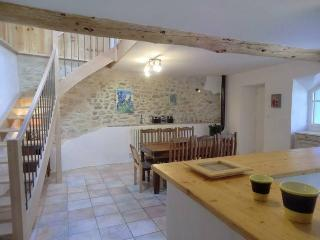 Nice Gite with Internet Access and Television - Vagnas vacation rentals