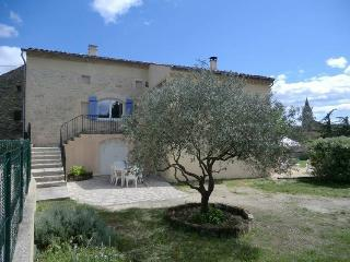 4 bedroom Gite with Internet Access in Vagnas - Vagnas vacation rentals
