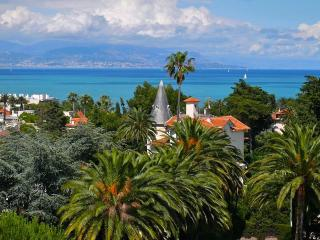 CAP D'ANTIBES - Apartment with Sea View at 5 min from the beach - Antibes vacation rentals
