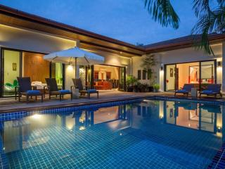 MOONSTONE: 5 Bedroom Private Pool Villa near Beach - Nai Harn vacation rentals