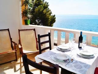 Marinero 1 beach apartment sea view - Split vacation rentals