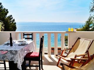 Marinero 2 beach apartment sea view - Split vacation rentals