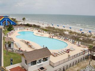 Myrtle Beach Resort B401 | Wonderful Oceanfront Condo - Myrtle Beach vacation rentals