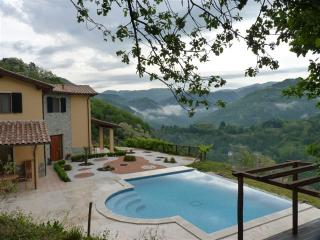 Stunning Villa and Private Infinty Pool in Tuscany - Bagni Di Lucca vacation rentals