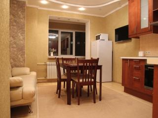 Cozy 2 bedroom Krasnogorsk Apartment with Internet Access - Krasnogorsk vacation rentals