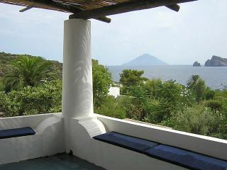 Cozy 3 bedroom Panarea House with A/C - Panarea vacation rentals