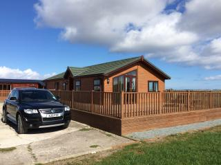 Lovely 4 bedroom Tain Lodge with Deck - Tain vacation rentals