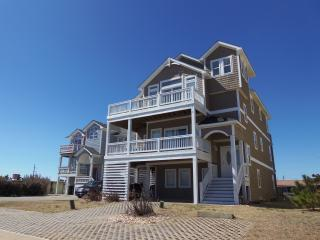 LARGE Semi-Oceanfront, Elev., Priv. Pool, Hot Tub! - Nags Head vacation rentals