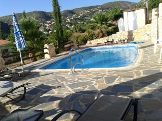 Sunset villa  with private pool - Paphos vacation rentals