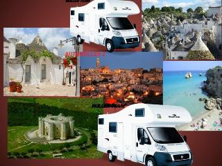 Puglia Camper Van Rental - Bari vacation rentals
