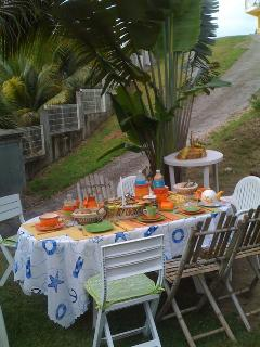 Convenient Guest house with Refrigerator and Balcony in Le Gosier - Le Gosier vacation rentals