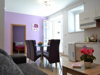 Purple Dream Kastela Apartment, steps to the Beach - Kastel Stari vacation rentals