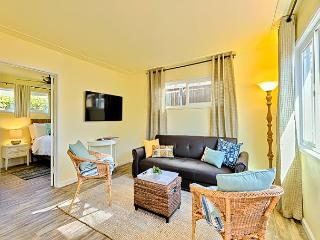 15% OFF APRIL Charming Cottage- patio, shared hot tub, steps to the sand! - La Jolla vacation rentals