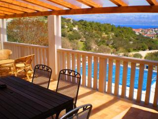Vacation House with pool and sea view Tonka - Sutivan vacation rentals